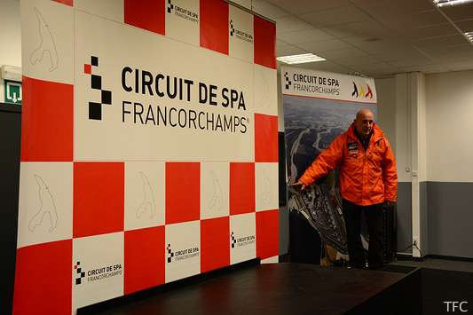 Race control Spa Francorchamps